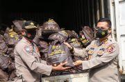 Peduli Covid-19, Divisi Humas Polri Salurkan 7.500 Paket Sembako