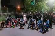 Bukan Diam di Rumah, Tujuh Remaja Ini Malah Kebut-kebutan di Jalan