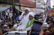 Habib Rizieq Resmikan Masjid Raya Markaz Syariah di Bogor, Polisi Siapkan Kantong Parkir dan Rekayasa Lalin