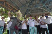 Menteri Nadiem Pantau Kondisi Belajar Mengajar di Rote Ndao NTT