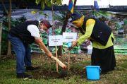 Pemkot Bandung Tanam 6.000 Bibit Pohon Tembakau, Ada Apa?