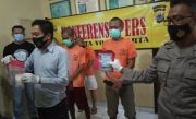 Edarkan Ganja, Dua Pemuda DIY Diamankan Polisi