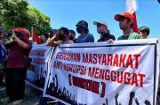 Aksi Demo Usut Kasus Bupati Maros Diduga Ditunggangi Kandidat Pilkada