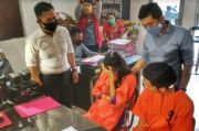 Jengkel, Pasutri Muda di Palembang Culik dan Aniaya Seorang Gadis