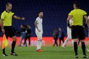 Frustrasi karena Argentina Batal Menang, Messi Perlihatkan Sisi Gelap