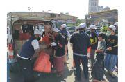 1.000 Bungkus Nasi Dibagikan Gratis untuk Jemaah Habib Rizieq di Puncak
