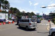 Massa Penyambut Habib Rizieq Membubarkan Diri, Arus Lalu Lintas di Jalur Puncak Kembali Normal