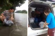Orang Ini Rutin Tebar 300 Kg Ikan di Kalimalang, Ustaz Yusuf Mansur: Saya Salut dan Ngiri