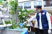 RIB Lawan COVID-19 dan Warga Rusun Pengadegan Kembangkan Urban Farming