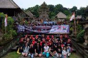 Ikut Touring We Love Bali, PIWANERS Penuhi Undangan IMI