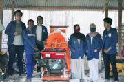 ITS Buat Pakan Ternak dari Fermentasi Limbah Pertanian