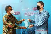 Garuda-Carex Pasok Ratusan Ribu Health Kit