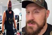 Misteri Goresan Besar di Mata Kiri Tyson Fury