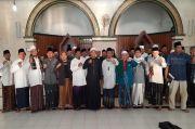 Ribuan Ponpes Jaringan Miftahul Huda Manonjaya dan Hamida Dukung Paslon Iwan-Iip
