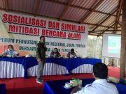 Perhutani Gelar Sosialisasi Penanggulangan Bencana Banjir dan Longsor