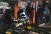 Polisi Sulit Identifikasi Pelaku Pembakaran Pos Beratribut Paslon di Makassar