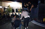 Puluhan Motor Diduga Milik Pelaku Judi Sabung Ayam Diamankan Polisi