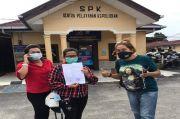 Diduga Menipu Rp250 Juta, Cabup Labura Dilaporkan Emak-emak Cantik ke Polisi