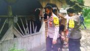 Curi Motor Untuk Pulang Kampung, Pemuda Babak Belur Dihajar Warga