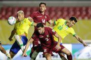 Firmino Jadi Penentu Kemenangan Brasil atas Venezuela