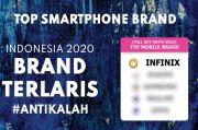 Infinix Gondol Predikat Penjualan Ponsel Terlaris di Harbolnas 11.11 Lazada