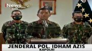 Empat Poin Imbauan Kapolri Terkait Wabah Covid-19 yang Masih Melanda Indonesia