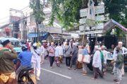 Jelang Maulid Nabi dan Pernikahan Najwa Shibab, Jalan KS Tubun Dibuka Satu Lajur
