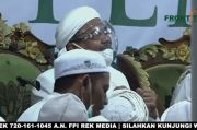 Protokol Kesehatan Jadi Sorotan, Habib Rizieq Bermasker dan Face Shield