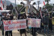 Aliansi Sukapura Menggugat Tuntut Pemkab Lampung Barat Kembalikan Tanah Mereka