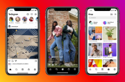 Instagram Rombak Tampilan Aplikasi, Tombol Reels dan Shop Muncul di Laman Depan