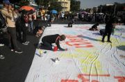 Ribuan Demonstran Desak Perdana Menteri Thailand Mundur