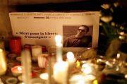 Pembunuh 3 Orang di Gereja Nice Miliki Foto Pemenggal Guru Prancis
