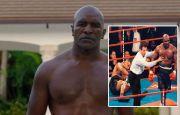 Holyfield Takut Mike Tyson Kehabisan Bensin Bikin Rusak Trilogi
