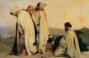 Sepotong Roti Adonan Guru Sufi Ghulam Haidar dari Kashmir
