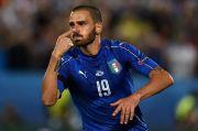 Bonucci Harus Tinggalkan Skuad Italia dan Kembali Lagi ke Turin
