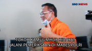 Jumhur Hidayat Dibantarkan ke RS Polri Kramat Jati