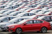 Penanganan Virus Corona Efektif, Penjualan Mobil di China pada Oktober Hampir 2 Juta Unit