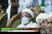 Maulid Nabi Muhammad SAW, Habib Rizieq Shihab Ceramah soal Akhlak