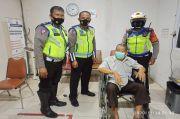 Polisi Kawal Purnawirawan TNI yang Sakit ke RS Pelni, Netizen: Lewat KS Tubun Ngga Pak Pol?