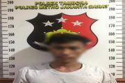 Dua Penjambret Ditangkap Gara-gara Tersungkur Polisi Tidur