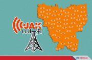 Internet Gratis, 47 jakWIFI Terpasang di Cengkareng Barat
