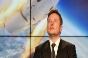 Elon Musk Terindikasi Tertular Corona, Alasan Peluncuran SpaceX ke ISS Ditunda