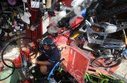 Demam Gowes, Penjualan Sepeda Meningkat Empat Kali Lipat