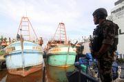 Maling Ikan di Perairan RI, Kapal Malaysia Kembali Diringkus