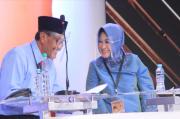 SSC Nilai Suhandoyo-Astiti Suwarni Kuasai Materi Debat Kandidat Perdana Pilkada Lamongan