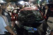 Satu Remaja Jadi Tersangka Penganiaya dan Perusak Mobil, Polisi Buru Pelaku Lain