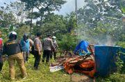 Gerebek Lokasi Narkoba di Sidimpuan, Polisi Amankan 10 Warga