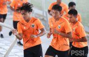 Latihan Perdana, Timnas Indonesia U-19 Genjot Ketahanan Fisik