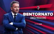 Kisah Pelatih Bologna Memenangkan Laga Melawan Leukimia