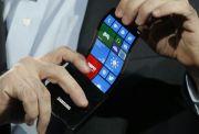 Petinggi Samsung Pamer Ponsel yang Bisa Digulung